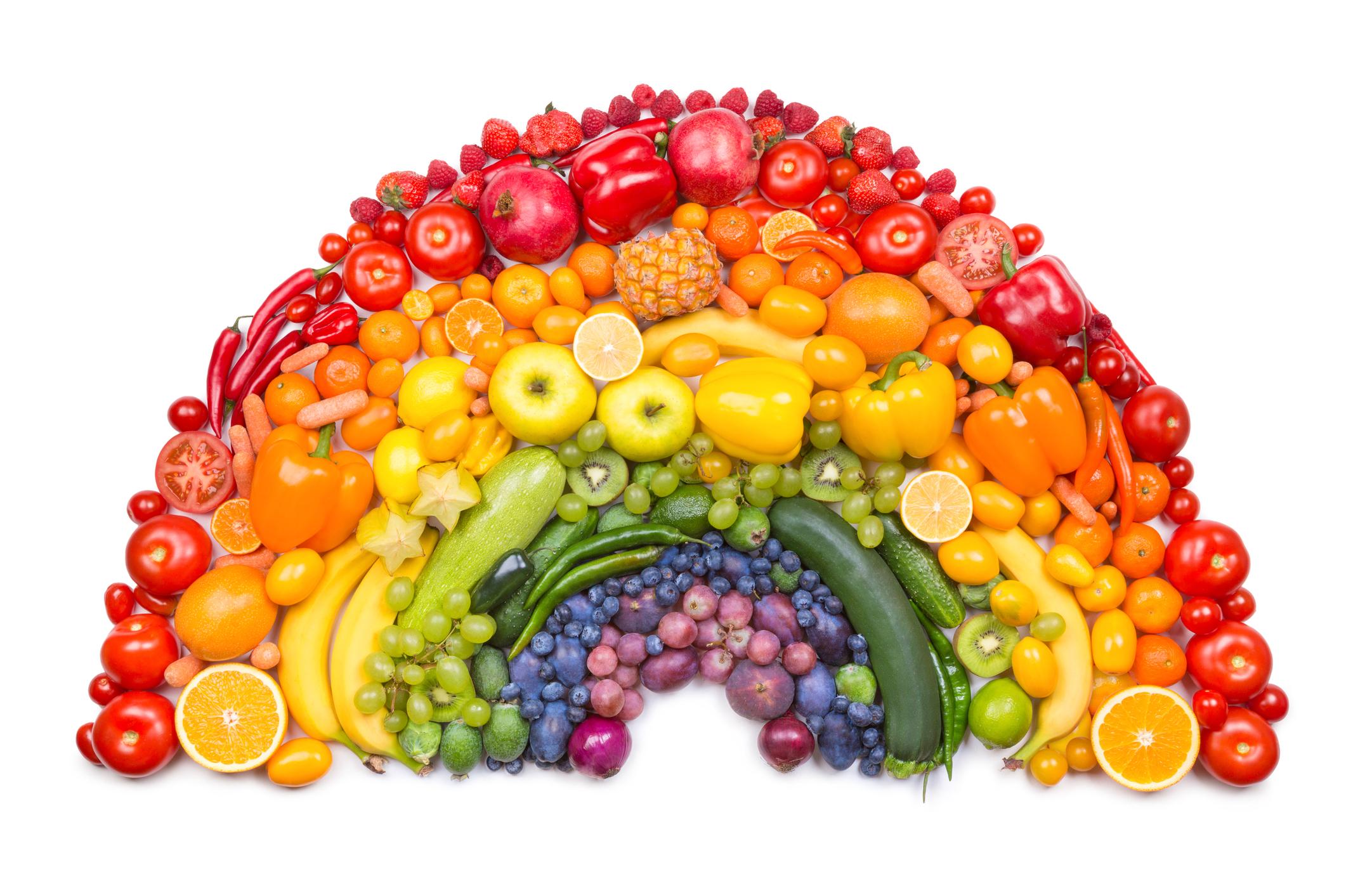 De  kulinariske  farger